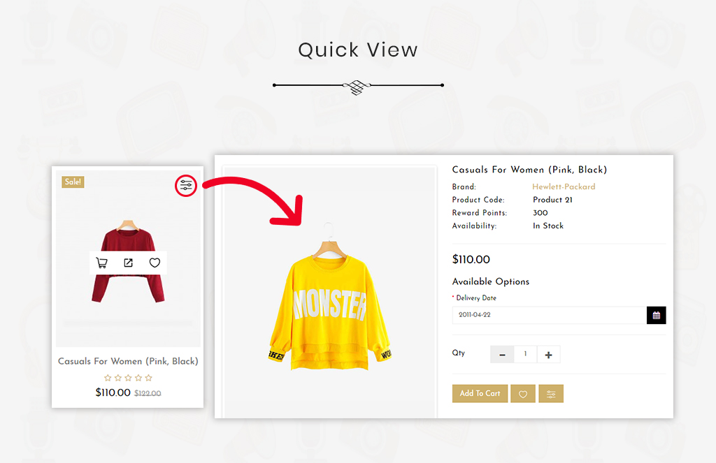 Ozzia - Multipurpose Fashion Store 3 OpenCart Template