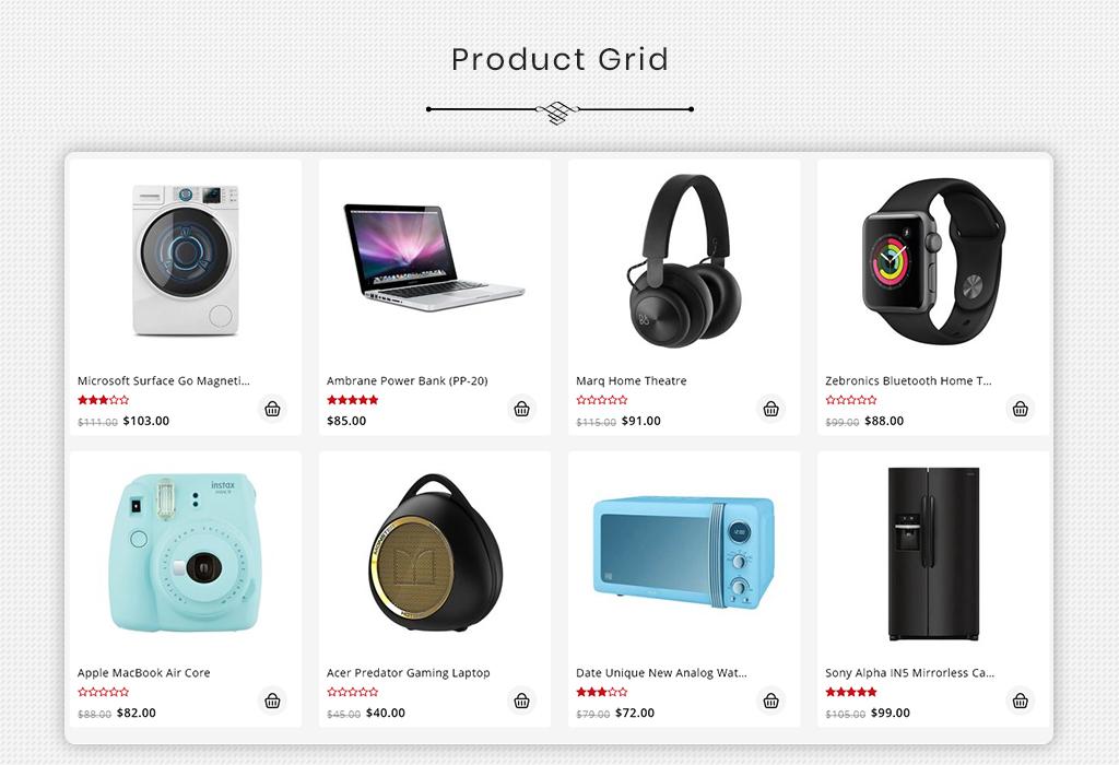 Buywear - Multipurpose Minimal Online E-Commerce WooCommerce Theme