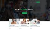Creatoo Multi-Purpose PSD Template