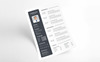 Aurelius - Accounts Officer Resume Template Big Screenshot