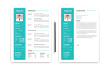 Aurelius - Accounts Officer Resume Template