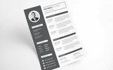 Pathnda Pitters Clean Resume Template