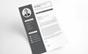 Pathnda Pitters Clean Resume Template Big Screenshot