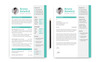 Bryen Hawkid Designer/Developer Resume Template Big Screenshot