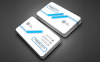 Johnish Smith Personal Business Card Corporate Identity Template Big Screenshot