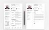 10 In 1 Professinol Creative Resume Bundle Big Screenshot