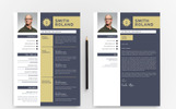 Roland Smith Resume Template