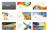 Business Idea Presentation PowerPoint Template