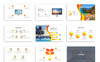 "PowerPoint Vorlage namens ""Business Idea Presentation"" Großer Screenshot"