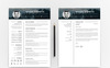 Graphics Resume Template Big Screenshot