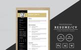 Premium Robert Smith Resume Template
