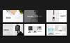 Creative Minimal Presentation PowerPoint Template Big Screenshot