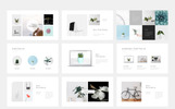 Clean Minimal Presentation PowerPoint Template