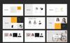 The Business Minimal Presentation PowerPoint Template Big Screenshot