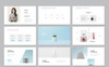 Clean PowerPoint Template Big Screenshot