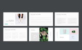 Colorful & Clean Minimal PowerPoint Template