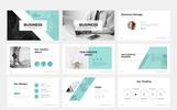 "PowerPoint Vorlage namens ""Clean Business Presentation Pack"""