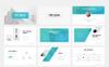 """PowerPoint Vorlage namens """"Clean Business Presentation Pack"""" Großer Screenshot"""