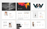 Bright Presentation PowerPoint Template
