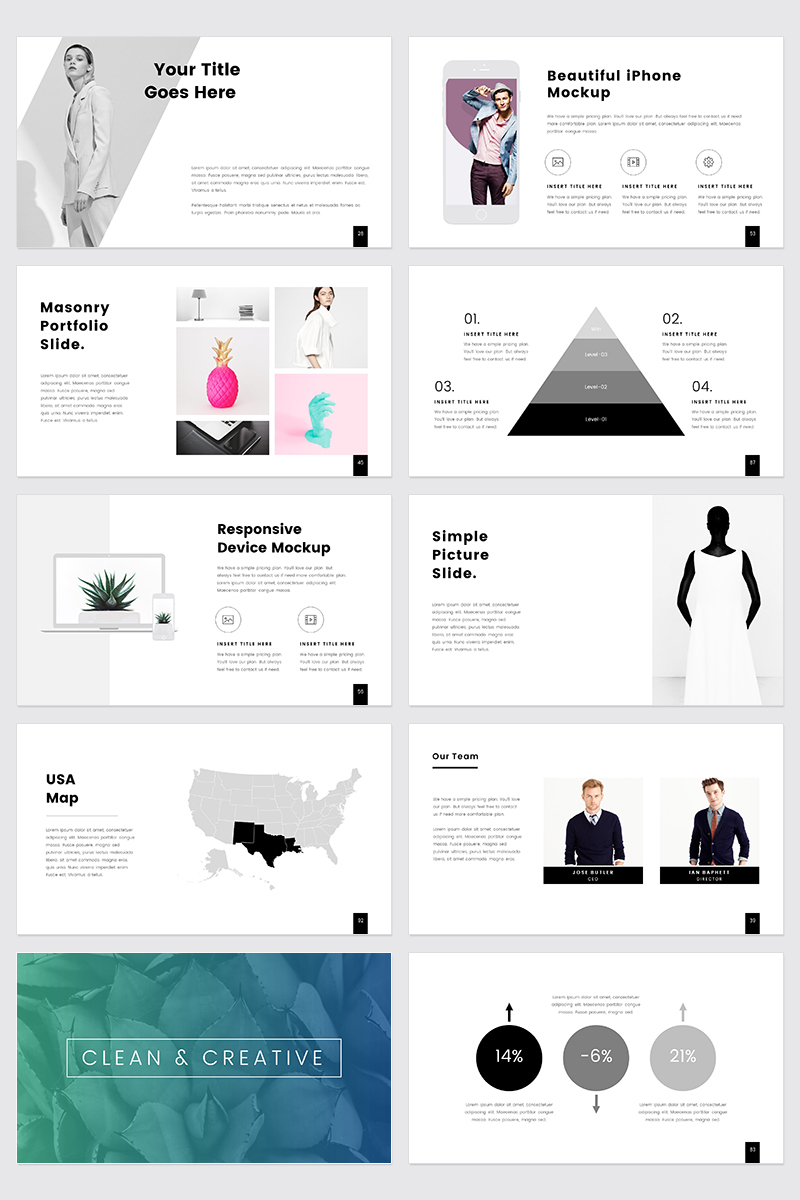 prothom creative and minimal
