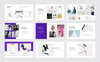 NELIMA - Modern & Minimal Presentation PowerPoint Template Big Screenshot
