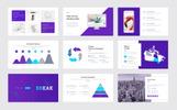 """PowerPoint Vorlage namens """"NELIMA - Modern & Minimal Presentation"""""""