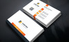 JOHNSON-Corporate Business Card Corporate Identity Template Big Screenshot