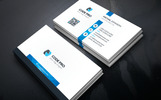 JOHNSON-Corporate Business Card Corporate Identity Template