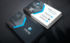 Prime Individual Cosmetic Business Card Corporate Identity Template Big Screenshot