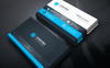 Clean & Green Creative Business Card Corporate Identity Template Big Screenshot