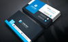 Cafe Link Business Card Corporate Identity Template Big Screenshot