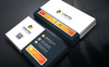 Cafe Link Business Card Corporate Identity Template Big Screenshot