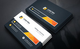 DIRECTOR- Business Card Corporate Identity Template