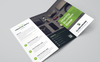 CAgency-Orporate Trifold Brochure Corporate Identity Template Big Screenshot