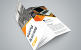 The Corporate Trifold Brochure Corporate Identity Template
