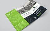 Cleaning Corporate Trifold Brochure Corporate Identity Template