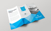 Conference Trifold Brochure Corporate Identity Template Big Screenshot