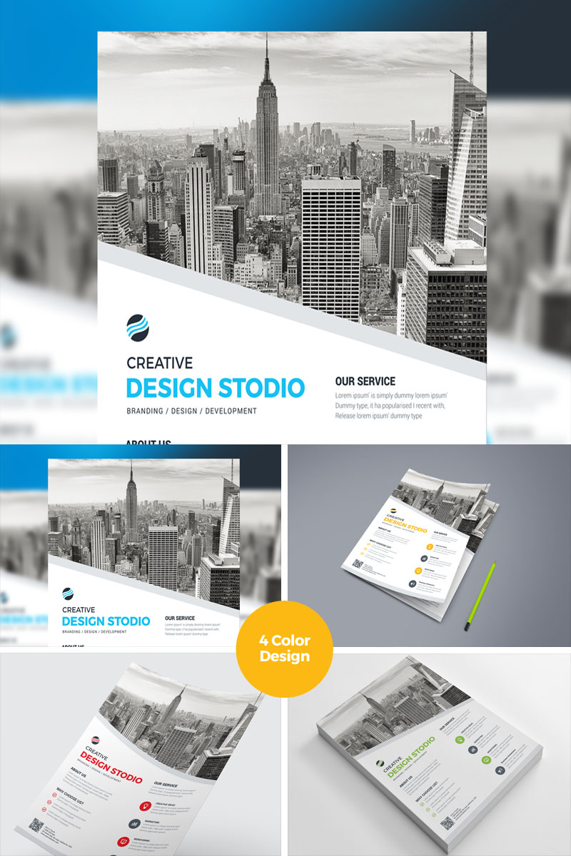 Plantilla de Identidad Corporativa #70402 para Sitio de Diseño de ...