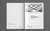 VOLUME 8 Proposal Corporate Identity Template