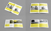 VOLUME Print Ready Proposal 2+ Items Included Corporate identity-mall En stor skärmdump