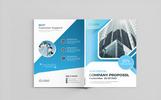 Company Proposal Corporate Identity Template