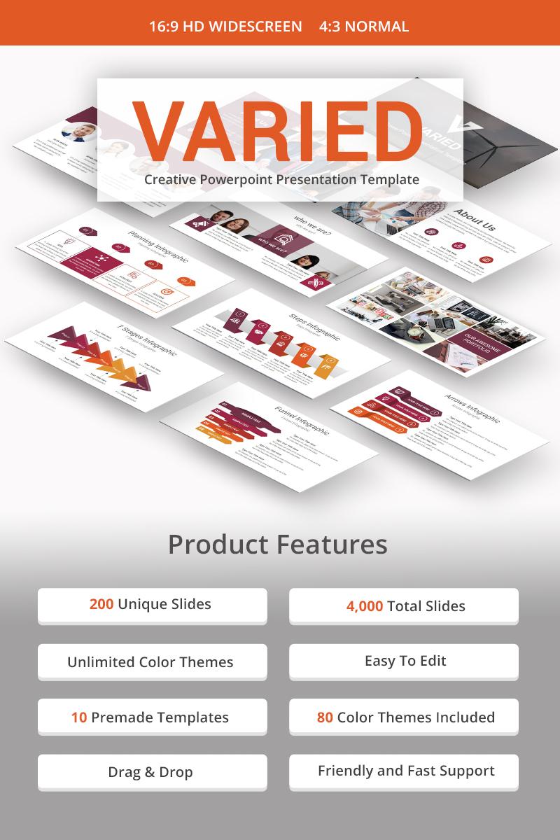 Premium powerpoint template zakelijke diensten 68321 toneelgroepblik Image collections