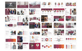 "Modello PowerPoint #68321 ""Varied -"""