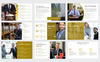 Law Firm PowerPoint Template Big Screenshot