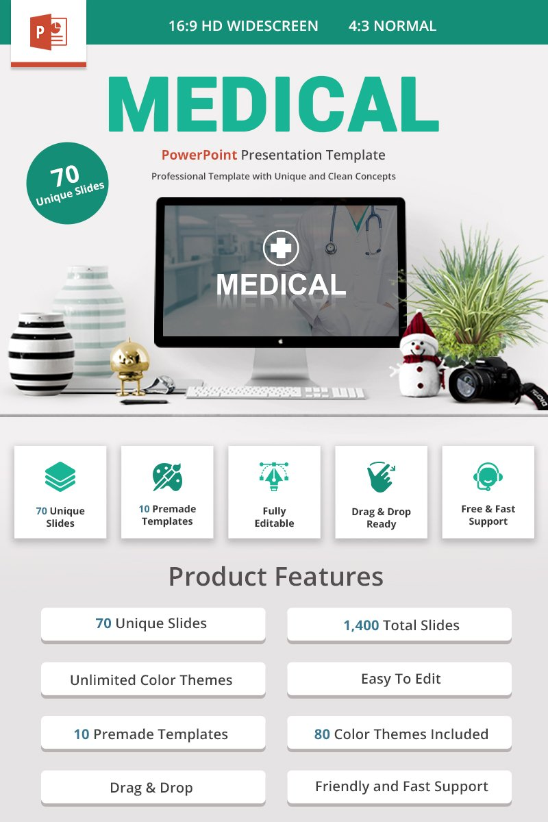 Medical And Healthcare Presentation Powerpoint Template 71817