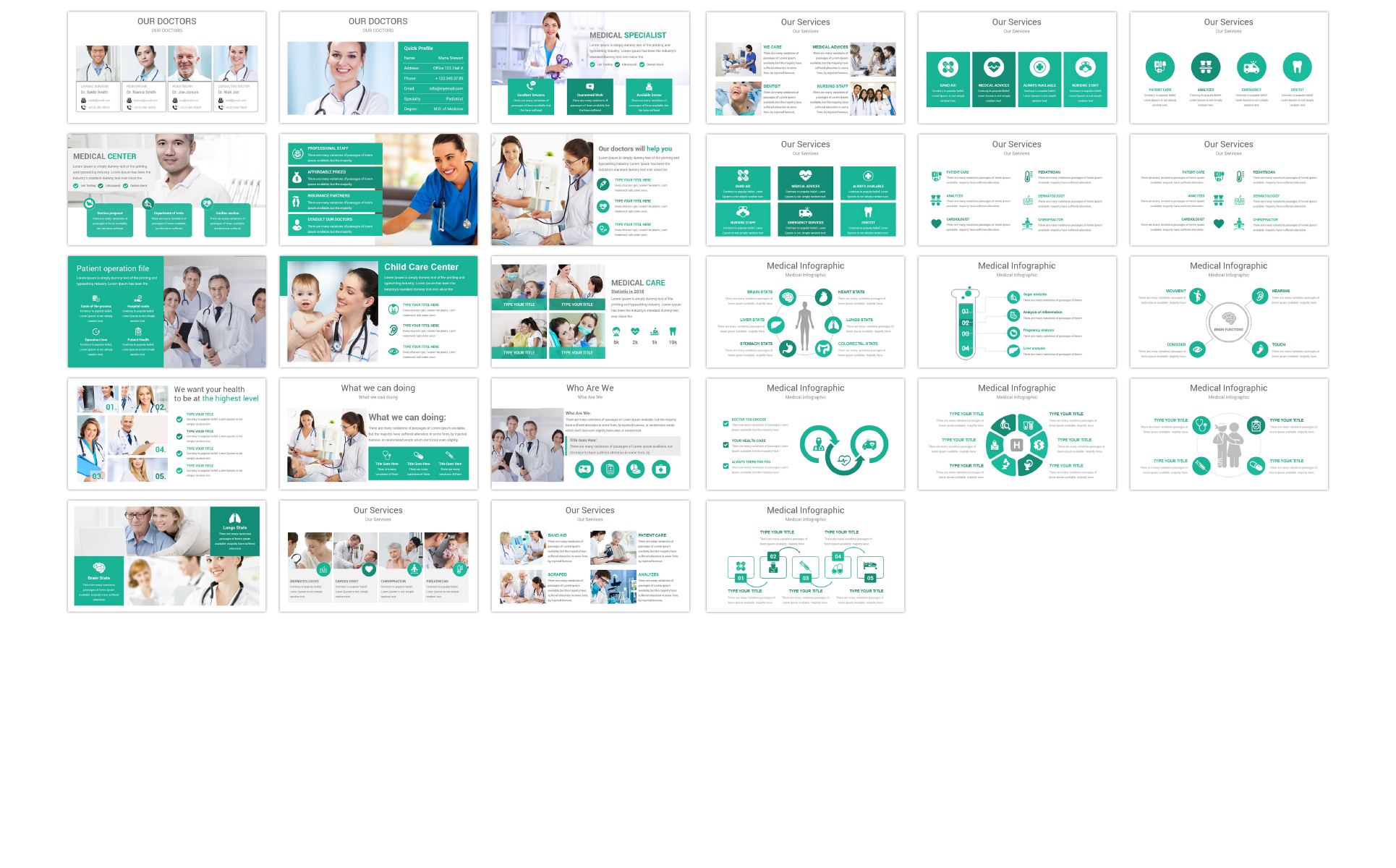Medical and healthcare presentation powerpoint template 71817 medical and healthcare presentation powerpoint template big screenshot toneelgroepblik Choice Image