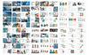 """Luxusní PowerPoint šablona """"Business Pro"""" Velký screenshot"""