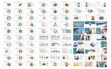 """Luxusní PowerPoint šablona """"Business Pro"""""""