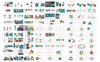 "PowerPoint Vorlage namens ""Business Pro"" Großer Screenshot"