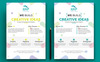 Remote - Creative Flyer Corporate Identity Template Big Screenshot